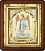 Ангел Хранитель, малая аналойная икона, риза (Д-3с-06)