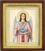 Ангел Хранитель, икона в деревянной рамке (Д-18пс-03)