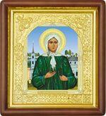 Ксения Петербургская, средняя аналойная икона (Д-17пс-36)