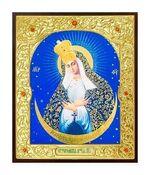Остробрамская Б.М.. Икона в окладе малая (Д-22-46)