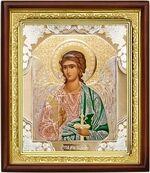 Ангел Хранитель, икона в деревянной рамке (Д-18пс-05)