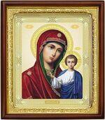 Казанская Б.М.,икона в деревянной рамке (Д-18пс-67)