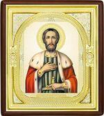 Александр Невский, средняя аналойная икона, риза (Д-1с-68)