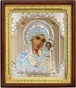 Казанская Б.М.,икона в деревянной рамке (Д-18пс-07)