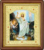 Воскресение Христово, средняя аналойная икона (Д-20пс-71)