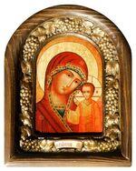 Казанская Б.М. Икона Иерусалимская арочная