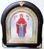 Покров Б.М. Аналойная арочная икона (А-127)