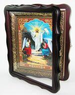 """Икона аналойная со сменными ликами """"Православные Праздники"""" (33 Х 40)"""