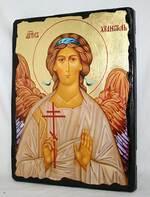 Ангел Хранитель (пояс), икона синайская, 13 Х 17
