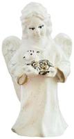 Ангел с ягненком (Рождественский)